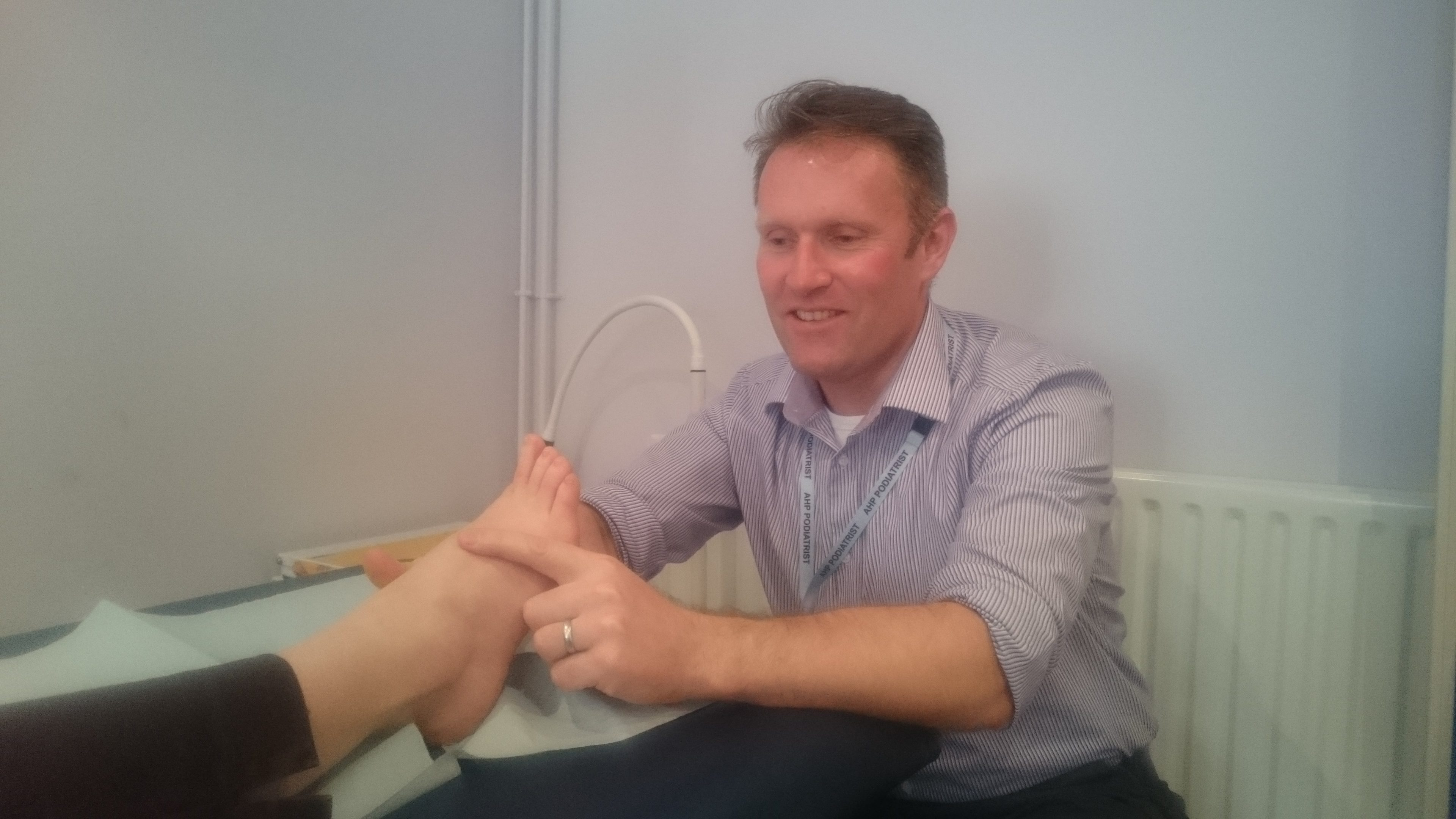 New Foot and Ankle Specialist at Sussex MSK Partnership East