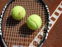 Tempted by tennis?