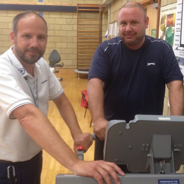 DGH Physios Offer Specialist Exercises Classes for Ankylosing Spondylitis Patients